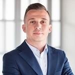 Łukasz Zymiera, młodszy zarządzający z Caspar Asset Management SA