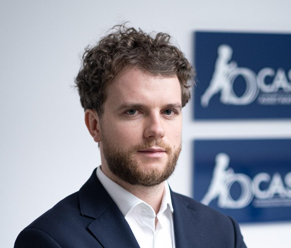 Piotr Rojda, CFA - zarządzający z Caspar Asset Management SA
