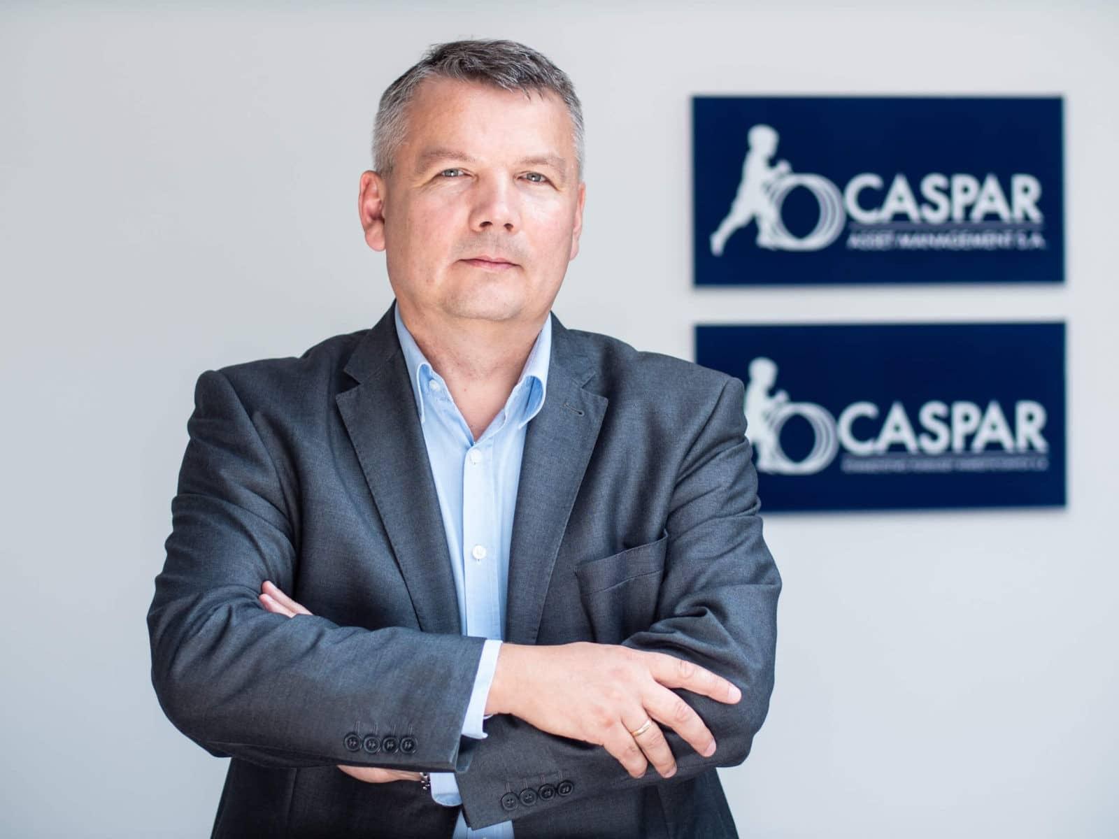 Piotr Sawczuk | Caspar