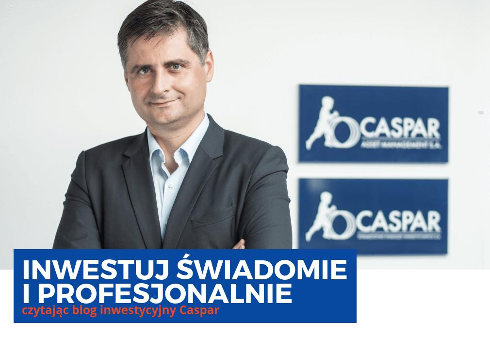 Czytaj blog Caspar!