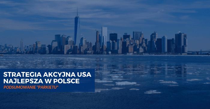 Strategia Akcyjna USA Caspara najlepszą strategią asset management w Polsce