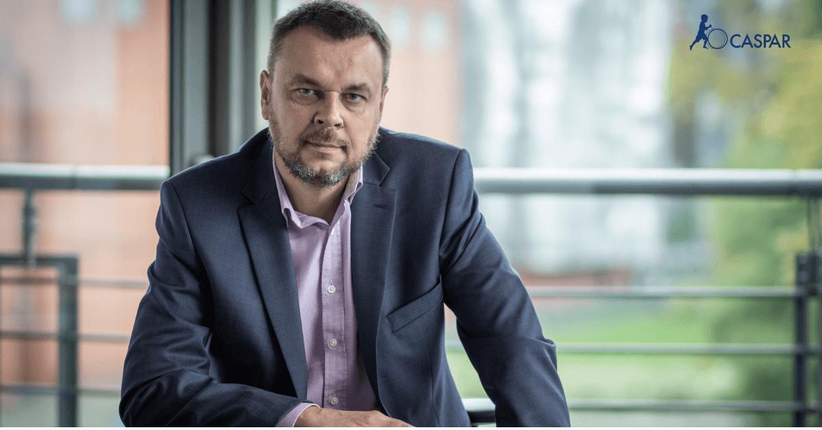Leszek Kasperski, prezes Zarządu CAM