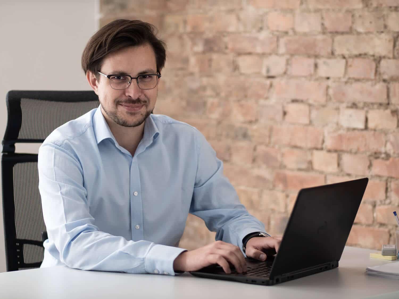 Jakub Strysik - prezes Instytut Rozwoju Inwestora