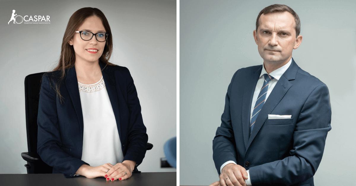 Zmiany w Zarządzie Caspar TFI